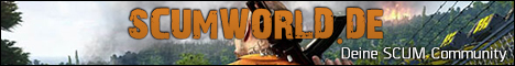 ScumWorld | Deine SCUM Community